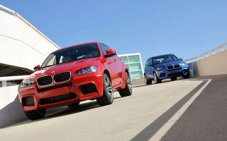 BMW X5 M si X6 M, de la 89.500 euro fara TVA in Romania