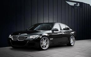 Ipoteze: BMW ar putea lansa un kit M pentru viitorul Seria 7