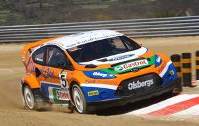 Ford Fiesta Rallycross, 800 de cai dedicati motorsportului