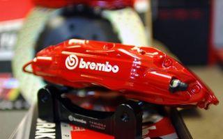 Brembo va produce in serie frane din carbon-ceramic
