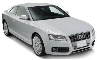 Audi a creat trei versiuni speciale ale lui S5 Coupe pentru Japonia