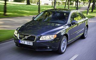 Recall de 17.600 unitati pentru Volvo S80, V70 si XC70