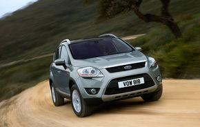 Ford ar putea crea Kuga Coupe