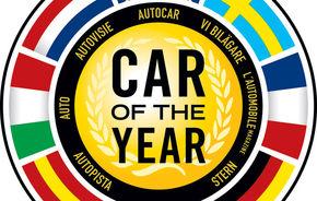 Iata cei 30 de candidati la titlul Car of the Year 2010!
