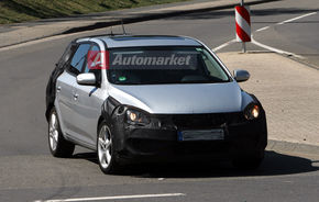 EXCLUSIV: Kia Cee'd facelift, testat la Nurburgring
