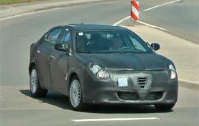 VIDEO: Viitorul Alfa Romeo Milano, surprins in teste