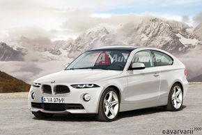 EXCLUSIV: Asa va arata viitorul BMW Seria 1 GT?