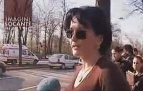 Soferita care a ucis studenta de pe Kiseleff a primit inchisoare cu suspendare