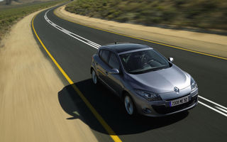Renault Megane conduce topul vanzarilor in Franta in prima jumatate a anului