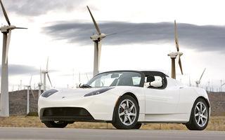 Tesla Roadster este de vanzare in Romania: 109.000 euro