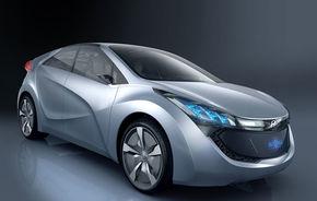 Hyundai va lansa un hibrid sportiv in 2012