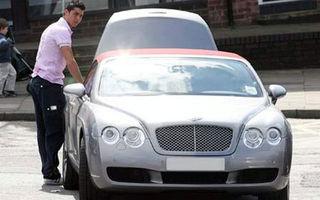 Cristiano Ronaldo isi vinde colectia de masini
