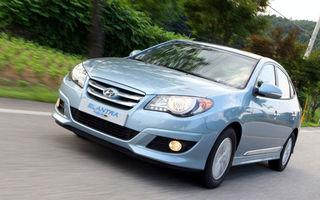 Hyundai a lansat primul sau hibrid GPL-electric