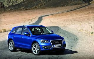 Audi ofera doua motoare noi pentru Q5 si A4 Allroad