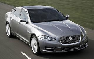 Jaguar pregateste XJC, un rival pentru Mercedes CL