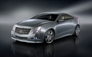 GM a confirmat viitorul Cadillac CTS-V Coupe