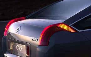 Citroen pregateste un C6 hibrid cu emisii de 100 g/km