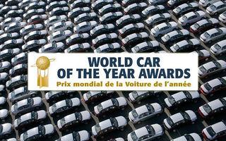 Iata cei 31 de finalisti World Car of the Year!