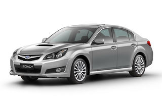 Noile Subaru Legacy si Outback se lanseaza in Europa la Frankfurt