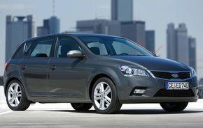 OFICIAL: Primele imagini cu noul Kia Cee'd facelift