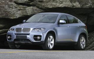 OFICIAL: Primii hibrizi BMW: Seria 7 si X6 ActiveHybrid