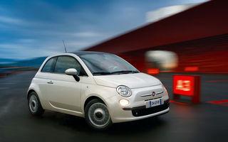 Fiat 500 va fi construit in Mexic