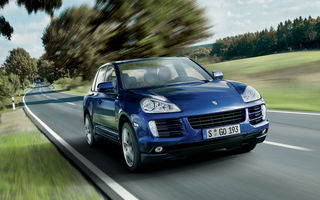 RUF a modificat Porsche Cayenne Diesel