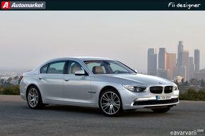 FII DESIGNER: Iata noul BMW Seria 7 imaginat de voi!