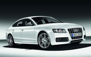 Audi S5 Sportback, detalii si imagini oficiale