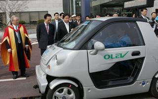 Coreenii au inventat un vehicul electric fara baterii