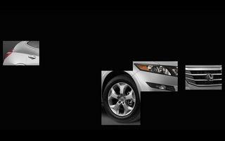 Puzzle-ul Honda Accord Crosstour prinde contur cu teaserul 4