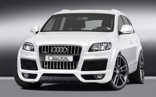 Caractere a creat un kit de tuning pentru Audi Q7 facelift