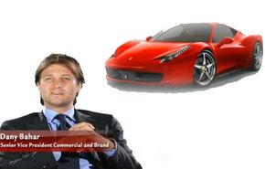 Noul presedinte Lotus este omul din spatele lui Ferrari 458 Italia