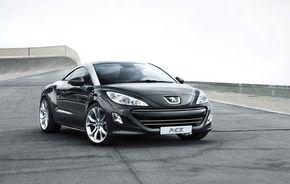 Peugeot planuieste varianta decapotabila a modelului RCZ