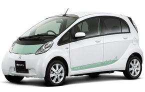 Peugeot si Citroen vor face copii electrice dupa Mitsubishi i-MiEV