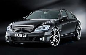 OFICIAL: Brabus a creat un S-Klasse de 750 de cai putere!