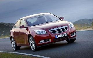 Opel Insignia, 24 de premii internationale intr-un singur an