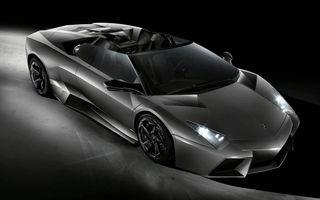 OFICIAL: Lamborghini a prezentat noul Reventon Roadster