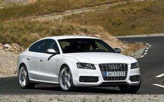 PREMIERA: Audi S5 Sportback, imagini si informatii complete