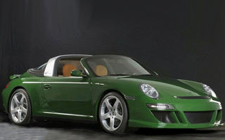 Porsche a confirmat dezvoltarea unui 911 electric