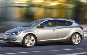Opel va produce noua generatie Astra in Rusia