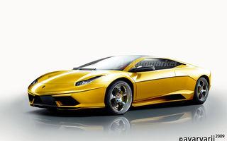 Asa va arata urmasul lui Lamborghini Murcielago?