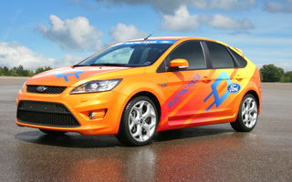 Jay Leno promoveaza Ford Focus ST in versiunea electrica