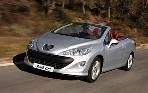 Peugeot a lansat noile 3008, 308 CC si 206+ in Romania