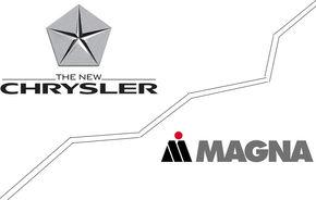 Chryser rupe contractele de productie cu Magna