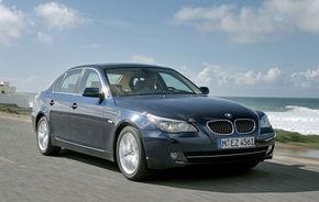 Productia actualului BMW Seria 5 va lua sfarsit in decembrie