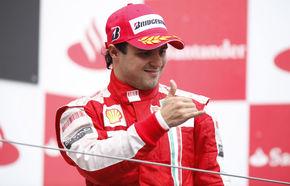 Massa va flutura steagul la cursa de la Interlagos