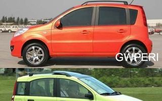 Ironie: Great Wall acuza Fiat de spionaj