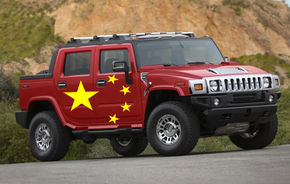 GM a vandut marca Hummer chinezilor de la Sichuan Tengzhong