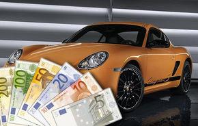 Angajatii Porsche vor primi o prima de 1100 euro